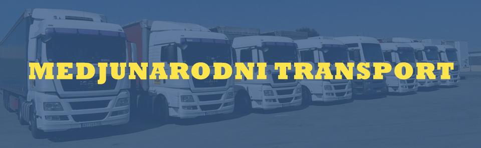 Međunarodni transport