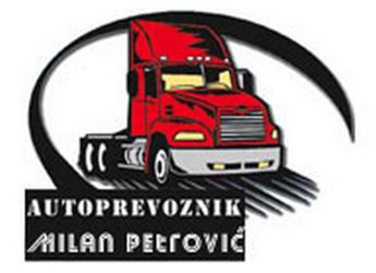 Autoprevoznik Milan Petrović