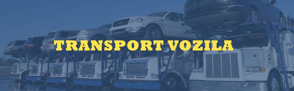 Transport Vozila