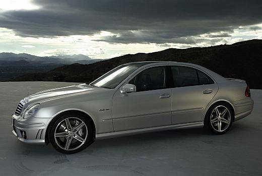 2E class Mercedes