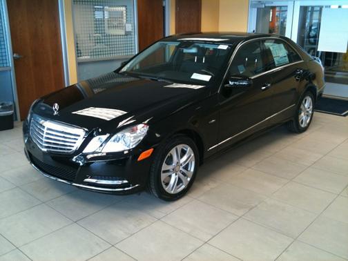 Mercedes-Benz-E-Class-Diesel-Black