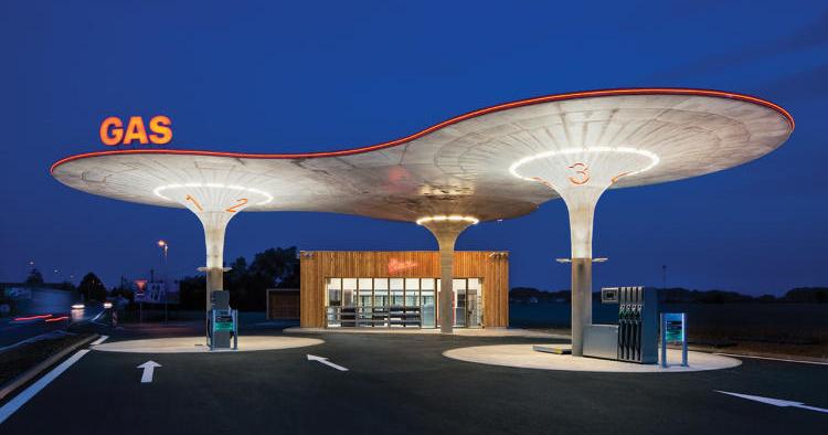 benzinska stanica